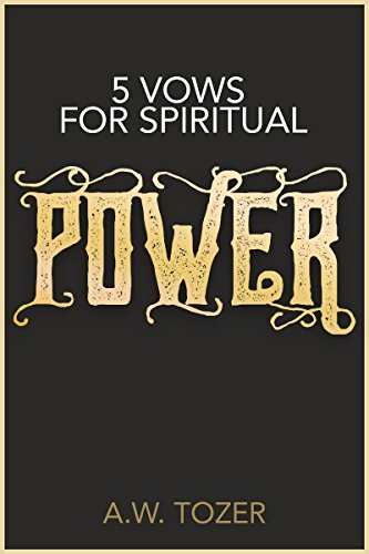 5 Vows for Spiritual Power
