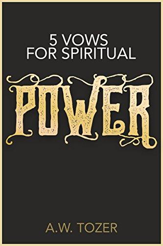 5 Vows for Spiritual Power